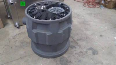 "Liberty Pumps 1/2 HP Pro380 Sewage Pump System (24""x24"" 16-Bolt Cover)"