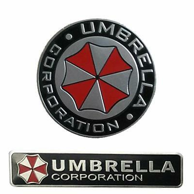 Sticker Car Decal Bumper Window Vinyl Funny Umbrella Corporation Resident Evil