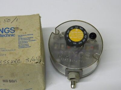 Dungs NB50/1  2.5-50 mbar Pressure Switch