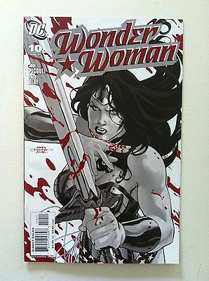 Wonder Woman (2006) #10 Terry Dodson Cover Jodi Picoult 1St Printing Vf Movie