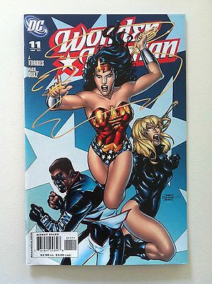 Wonder Woman (2006) #11 Terry Dodson Cover Paco Diaz 1St Printing Vf/nm Movie