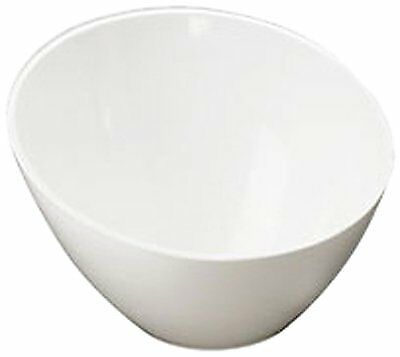 American Metalcraft MELSL52 The Endurance Melamine Collection Slanted Round