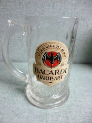 collector chope BACARDI 33 cl.