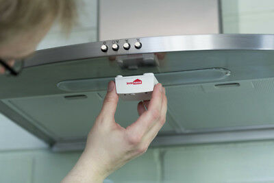 Cooker Oven Stove Alarm - Warns of High Temperature or Rapid Temperature Rise