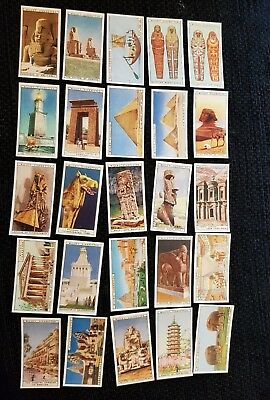 Wonders of the Past (1926) Wills Cigarette Cards - Buy 2 & Save