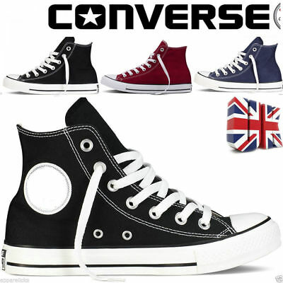 2017NEW Women's/Men Canvas Shoe All-Star Chuck Taylor High Top Trainers Sneakers