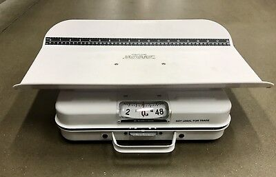 Health O Meter Pediatric Baby Scale Up To 50 Lbs 386S-01 NIB