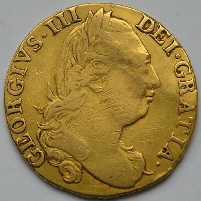 1777 Gold Guinea Collectable Grade