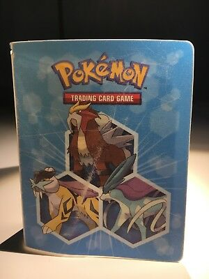 Pokemon Card Game Binder 1x1 Pre-Loved