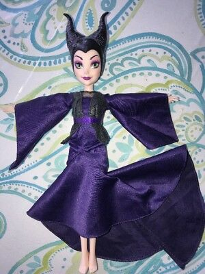 "Disney Descendants Maleficent 11"" Doll Isle of the Lost 2014 villain Toy"