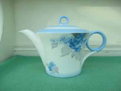 Vintage Art Deco Shelley Fine Bone China PHLOX teapot Exc & 1st quality