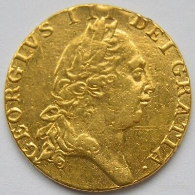 1790 Gold Guinea Collectable Grade