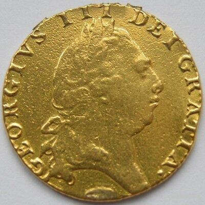 1793 Gold Guinea Collectable Grade