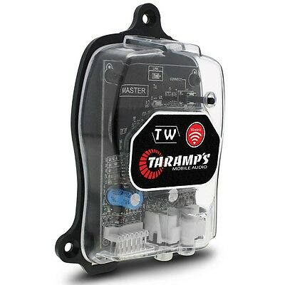Taramp's TW Wireless Transmitter w/RCA 1 MASTER UNIT/1 SLAVE UNIT
