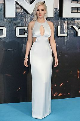 Jennifer Lawrence Hot Celebrity Worn Wardrobe Lingerie With Coa