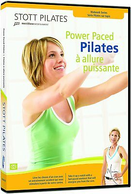 Power Paced Pilates