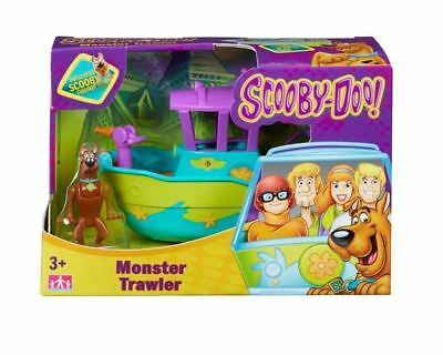 Scooby Doo Mystery Mini Vehicle - Monster Trawler
