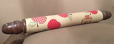 Shabby Chic Bespoke Rustic Country Kitchen Victorian Rolling Pin