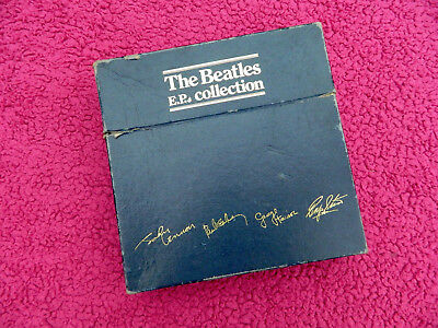 The Beatles 1981 E.p Collection Box Set (Box Only)