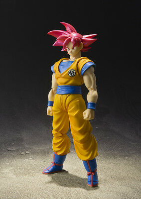 Preordine!!!!!!!dragon Ball Super Ss God Son Goku Sh-Figuarts - Bandai