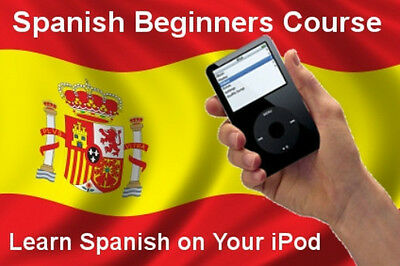 LEARN TO SPEAK SPANISH No Classes! No Textbooks! MP3 Audio! Great for Beginners!