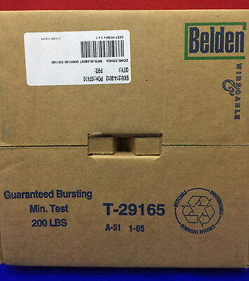 Belden Electronics 9L28037 008 Grey/gray Flat Ribbon Wire Cable Approx 50'