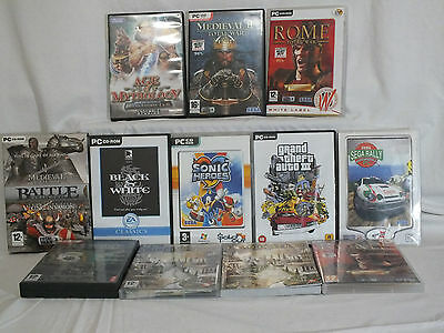 Massive PC Game Bundle (12 Games) - Fast Dispatch - Free P&P!!!