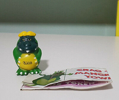 Yowie Solid Figurine Toys Crag  Bryce Courtenay Geoff Pike Character!