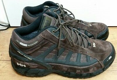Helly Hansen-Kork Trekker Waterproof Breathable Walking Boots sz 11