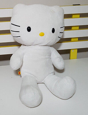 Naked Build A Bear Hello Kitty Plush Toy Soft Toy  32Cm Tall