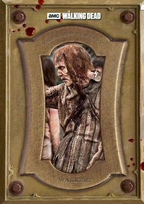 WALKER HALL OF FAME WAVE 2 WALKER DE SANCTUARY DOS Walking Dead Card Digital