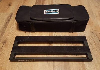 Pedaltrain Mini with Carry Bag A1 Condition effects pedals boss etc
