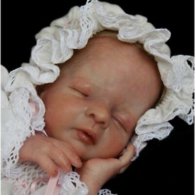Treasure Mini by Shawna Clymer New Reborn Baby Doll Kit@Limited Edition 600 @11""