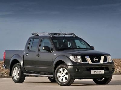 Nissan Navara D40 Series 2005-2012 Workshop Repair Service Manual - Fast & Free