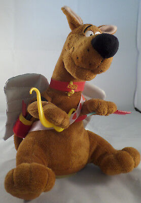 """Scooby Doo Animated """"Cupid"""" Sings """"Why Do Fools Fall In Love"""" ADORABLE!!"""