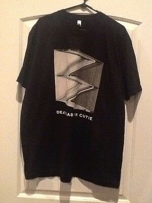 Death Cab For Cutie 2015 Spring Tour T Shirt Size 2Xl New American Apparel Graph