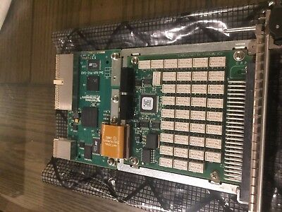NI-PXI 2527 32‐Channel 300 V, 2‐Wire PXI Multiplexer Switch Module - Tested !!