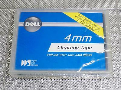 NEW Dell 4mm Data Drive Cleaning Tape Factory Sealed DDS P/N 01X023