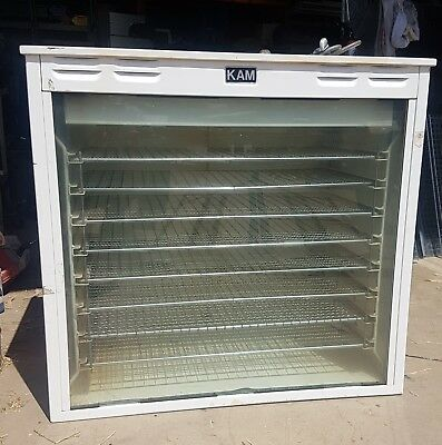 Large Commercial  KAM 8 Pie Warmer
