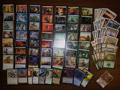 MP Sliver Queen Reserved List COMMANDER EDH Whole 100 Card Deck MTG Cards. Rare