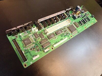 Korg Triton Le Synthesizer Mainboard/pcb Cpu Main Board In/out Midi Spare Part