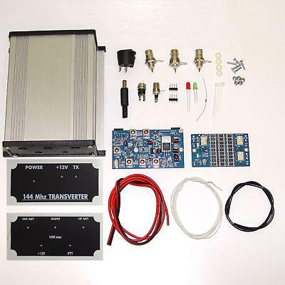 144 to 28 MHz TRANSVERTER  KIT 2m 144mhz 146mhz VHF UHF Ham Radio DX