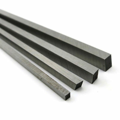 Steel Square Bar Flat Solid 2x2mm 3x3mm 4x4mm 5x5mm Length 200mm DIY Metal Rods