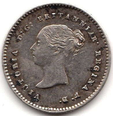 1867 Victoria Silver Twopence***Collectors***