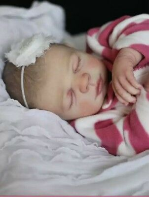 DAISY Reborn Baby Doll KIT