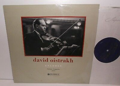 33CX 1466 Encores David Oistrakh