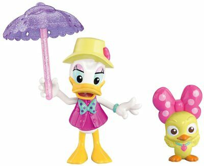 Brand New Fisher Price Drizzly Day Daisy with Umbrella Kids Figure Ages 2 Years+