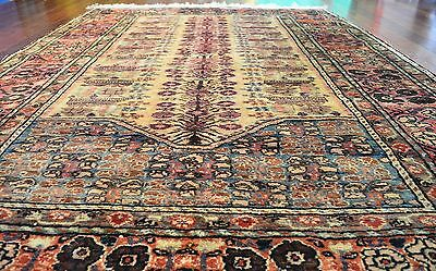 "Fine Pure Silk Pile Kayseri Rug Turkey  Published In ""antique Turkish Rugs"