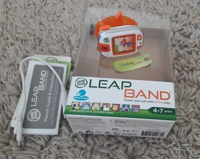 Leapfrog Leap Band - power your pet. 4-7 years.