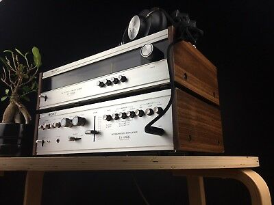 SONY TA-1066 Amplifier & Matched SONY ST-5066 Tuner. Made In Japan. 99p NR